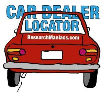 car dealer locator