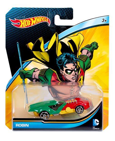 Hotwheels Dc Comics wheels dc universe robin shop wheels cars trucks race tracks wheels