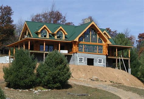 log home communities carolina builder sale