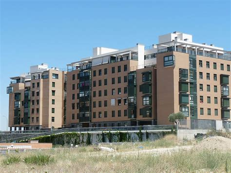 apartments in madrid spain