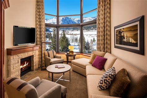 lake tahoe 2 bedroom suites tahoe luxury lodging resort at squaw creek penthouses