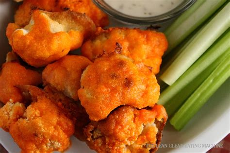 hotforfood buffalo cauliflower buffalo cauliflower bites rachael ray