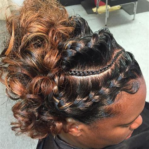 goddess braid ponytails 82 goddess braids hairstyles with pictures goddess