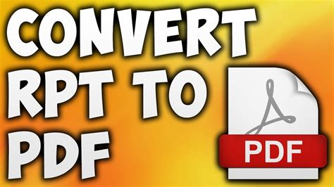 convert pdf to word and translate how to convert rpt to pdf online best rpt to pdf