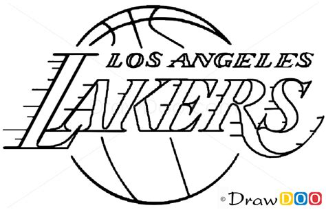 pin la lakers colouring pages on pinterest