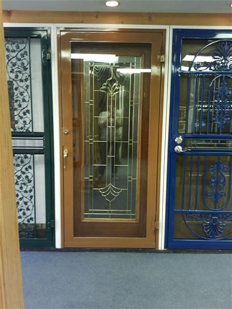 Secure Front Doors For Homes Security Doors Chicago Illinois Exterior Services Chicago Security Doors