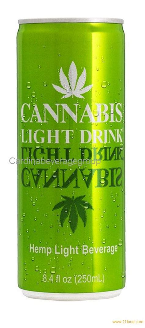 Cannabis Light Drink by Cannabis Light Drink 24 Pack 250ml Each Products Singapore