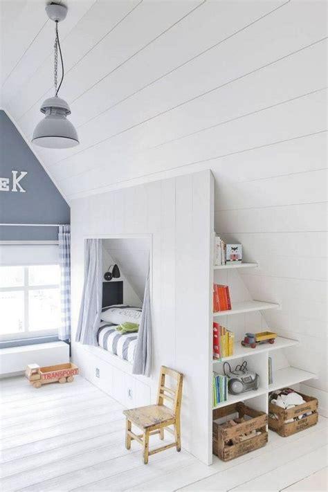 Kinderzimmer Gestalten Im Dachgeschoss by Interessante Idee F 252 R Kinderzimmer Im Dachgeschoss Bett