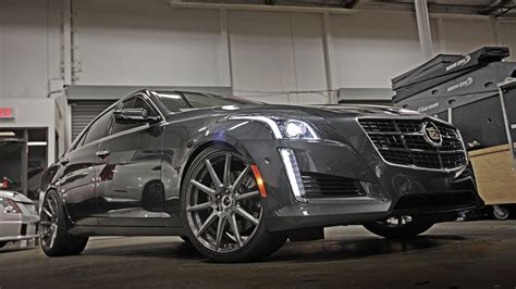 Cadillac Custom Wheels by Cadillac Cts V Custom Wheels Modulare Forged 20x8 5 Et