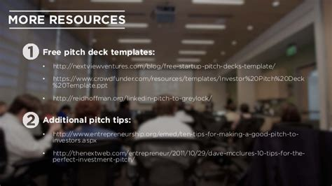 More Resources Free Pitch Deck Tv Show Pitch Deck Template