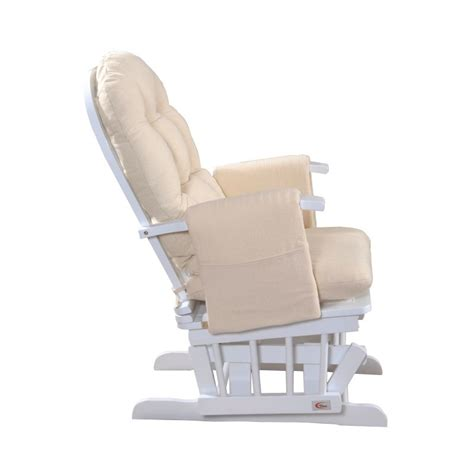 gliding chair with ottoman glider breastfeeding rocking chair with ottoman buy
