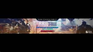 raytek call of duty bo3 youtube banner logo gfx
