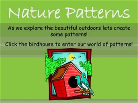patterns in nature biology powerpoint ppt the 5 patterns in nature powerpoint presentation