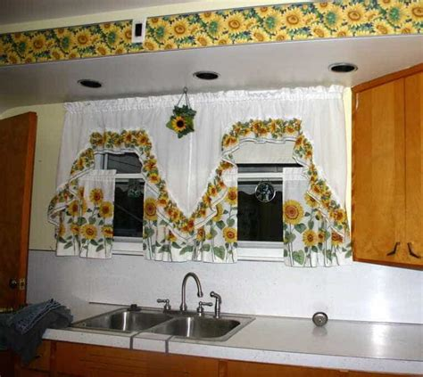 here are some ideas for your kitchen window treatments some ideas of kitchen themes for your house wearefound