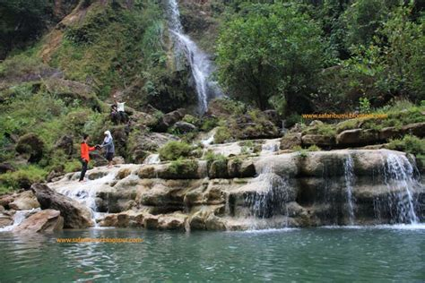 safari bumi  oya miniatur sungai kuning
