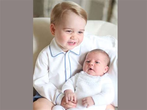 Baby News From Britain by ছব একবছর প র ণ হল প র ন স স শ র লট র জন মদ ন ছব