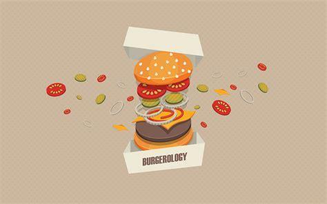 Image Burgerology Hamburger Fast food Food Vector Graphics