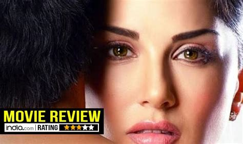 film india one night stand one night stand movie review sunny leone tries to redeem