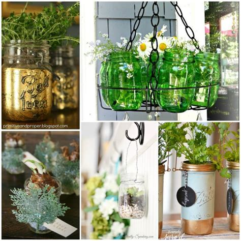 118 best images about crafts glass jars on