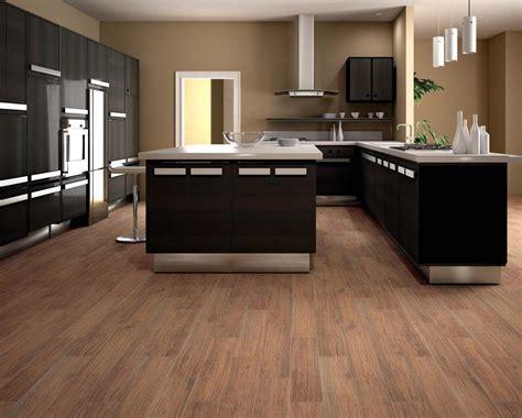 Ceramic Tile Vs Hardwood Flooring Kitchen by Wood Look Tiles Wood Look Ceramic Tile Kitchen Laminated