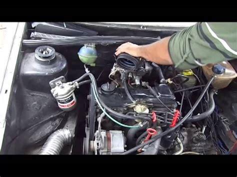 lada bulbo funcion carburador bocar a dos gargantas caribe 84