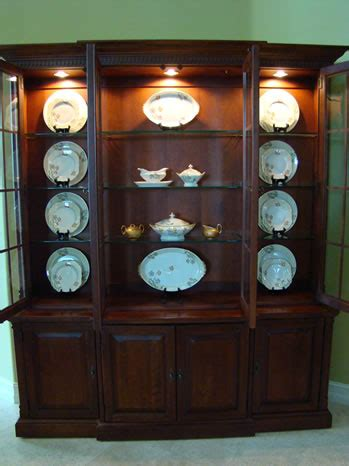 plate stands for china cabinet the of accessorizing a china cabinet matt and shari