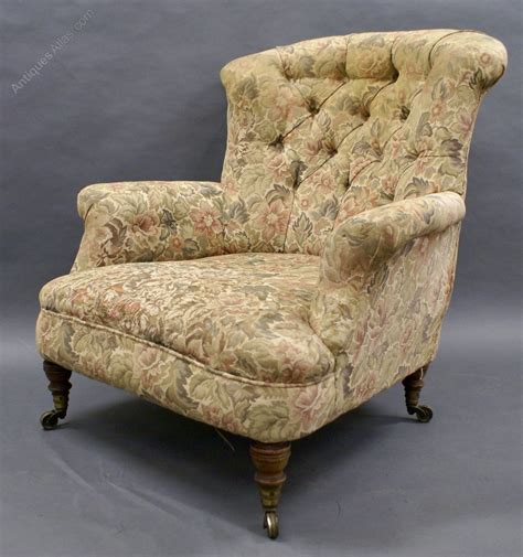 large armchairs a howard sons large arm chair antiques atlas