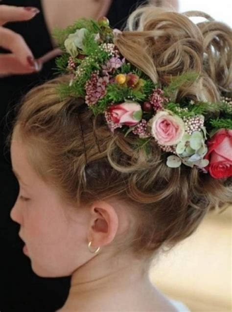 Flower Hairstyles For Toddlers by Flower Hairstyles For Toddlers Hairstyles Hair