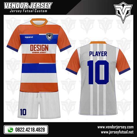 desain jersey warna biru desain jersey futsal excellent vendor jersey futsal
