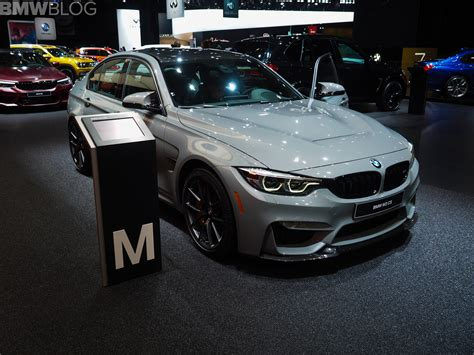 1er Bmw 2018 Ps by Naias Detroit 2018 Bmw M3 Cs Mit 460 Ps In Lime Rock Grey