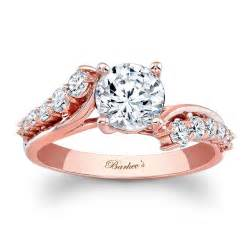 Barkev s rose gold engagement ring 7926lpw