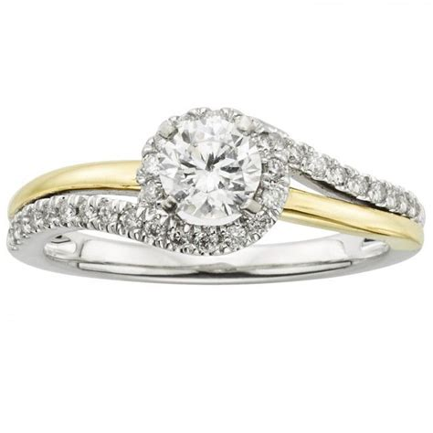 looking for a special and unique halo style engagement