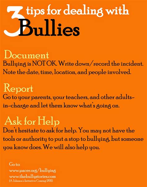 ten tips to prevent cyberbullying the anti bully blog 3 tips for dealing with bullies the anti bully blog