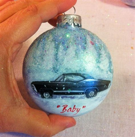 decorate your christmas tree with hand painted