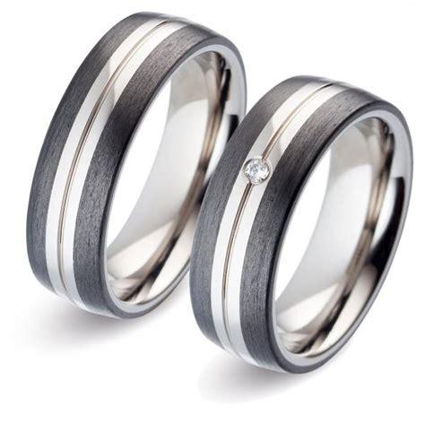 Trauringe Carbon Silber by Trauringe Carbon G 252 Nstig Kaufen