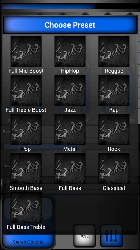 10 band equalizer for android the audio dsp 10 band equalizer android apps on nonesearch