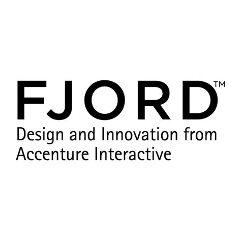 fjord logo innovate the world of design with a career at fjord scad edu