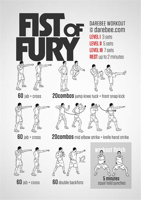 of fury workout zdrowie health and fitness