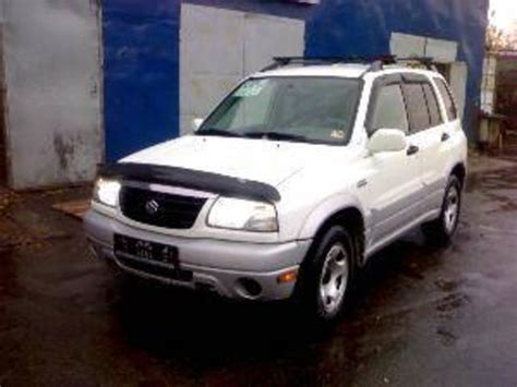 2002 Suzuki Vitara 2002 Suzuki Grand Vitara Photos