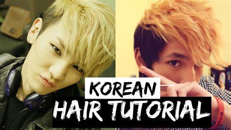 tutorial kiss korean key shinee sherlock hair www pixshark com images