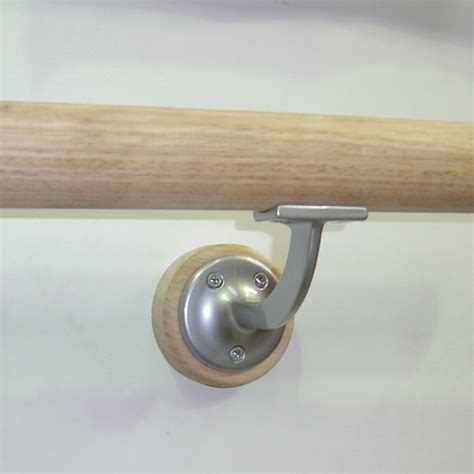 stair banister brackets timber handrails hand rails ezirail jr002t