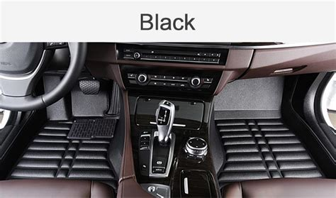 custom fit car floor mats for bmw 7 series e65 e66 f01 f02