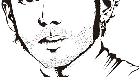 tutorial line art vector corel draw x6 tutorial membuat vector boldline art