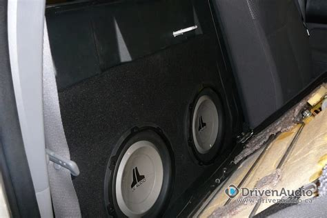 Toyota Tacoma Subwoofer 2008 Toyota Tacoma Subwoofer Ensclosure And