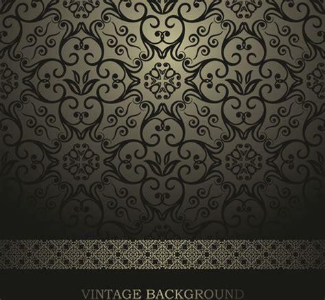 damask pattern background free luxurious damask patterns background free vector in