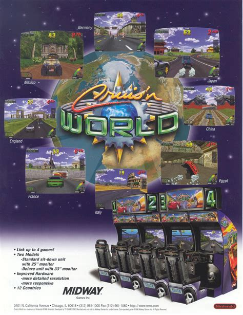 emuparadise the world ends with you arcade heroes looking back at the cruis n arcade series