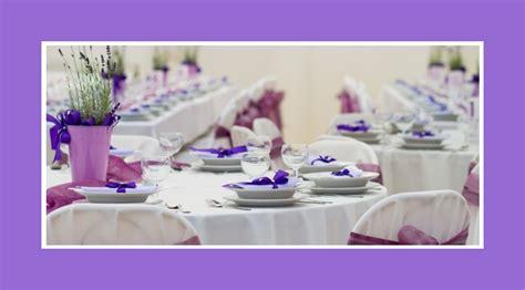Besondere Hochzeitsdeko by Tischdeko Violett Tischdeko Tips