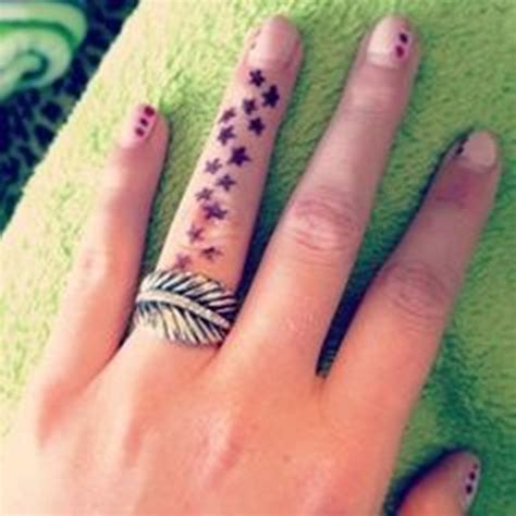 tattoos for fingers design 23 tattoos designs for your fingers