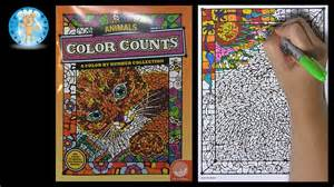color by number books mindware color counts animals color by number coloring