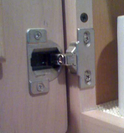 Adjusting Hinges On Cabinet Doors Wood Mode Cabinet Hinge And Adjustment Better Kitchens